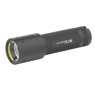 i7DR Rechargeable LED Torch + 2 Battery Units (Boxed)