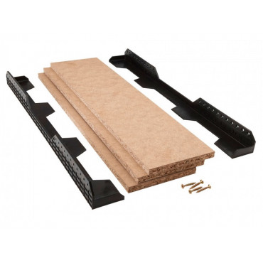 Loft Ledge Truss Shelf Kit