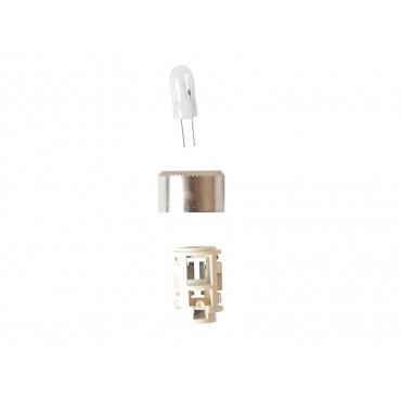 LMXA401 4 Cell Xenon White Star Bulb