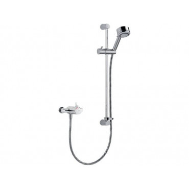 Miniduo Chrome Dual Control EV Electric Shower