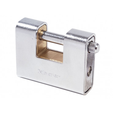 Solid Armoured Zinc Body Shutter Padlocks