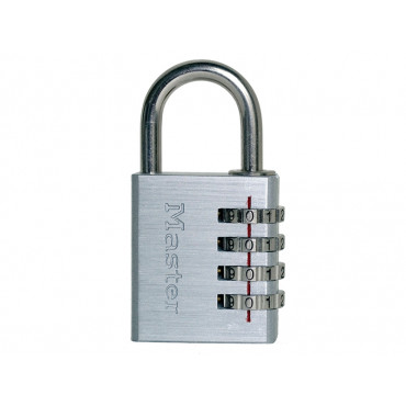 Aluminium Combination Padlocks
