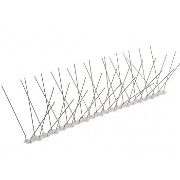 Prof Bird Spikes 10 x 500mm Metal Strips