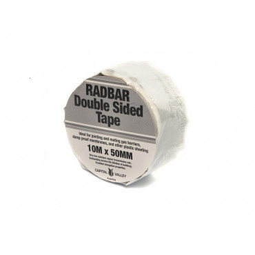 Radon RADBAR Double Sided Butyl Joint Tape 50mm x 10m