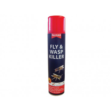 Fly & Wasp Killer Aerosol