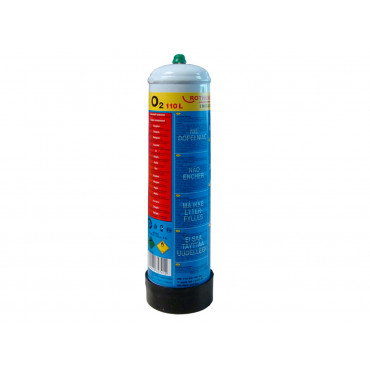 Roxy 120L Spare Oxygen Cylinder 930ml