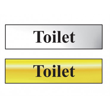 Bathroom Sign 200 x 50mm