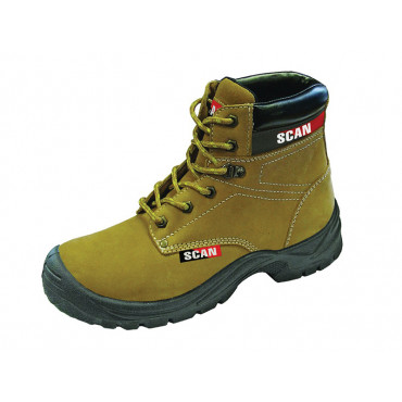 Cougar Nubuck Safety Boot S1P