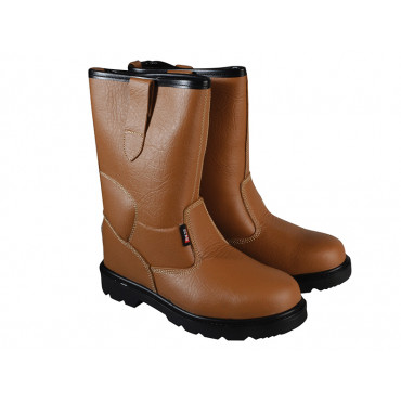 Texas Dual Density Lined Rigger Boots