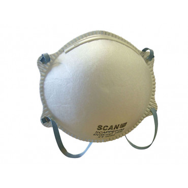 Moulded Disposable Masks FFP2 Protection