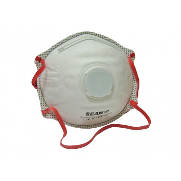 Moulded Disposable MaskS Valved FFP3 Protection