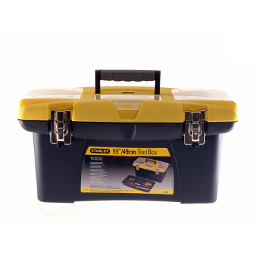 Jumbo Toolboxes & Trays