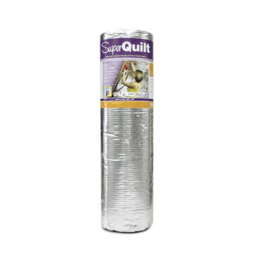 Superquilt Multifoil Insulation 1.5m x 10m Rolls