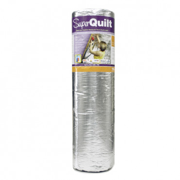 Superquilt Multifoil Insulation 1.2m x 10m Rolls