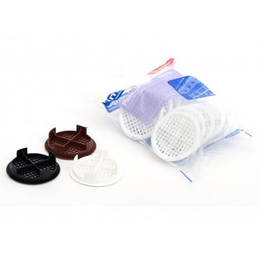 Circular Soffit Vents - 10 Pack