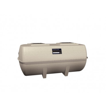 Ensign Shallow Ultra Advanced Sewage Treatment 16 Person