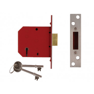 2101 5 Lever Mortice Deadlocks