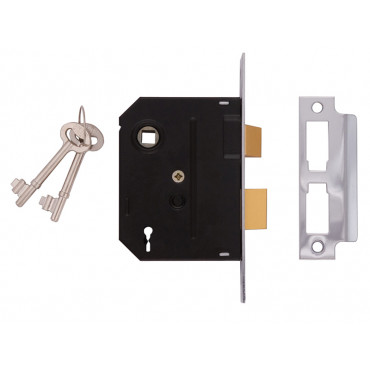 2 Lever Mortice Sashlocks - 2295