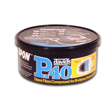P40 Glass Fibre Repair Paste