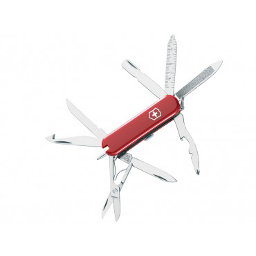 Mini Champ Swiss Army Knife Red 06385NP