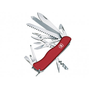 WorkChamp Swiss Army Knife Red 09064