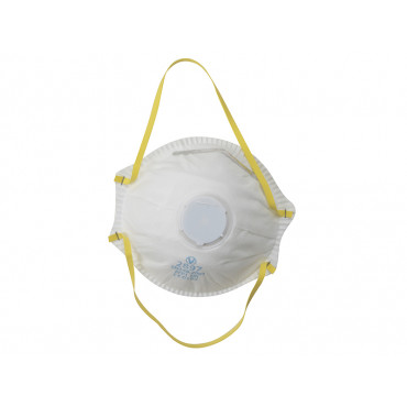 Sanding & Loft Insulation Premium Valved Molded Masks FFP1